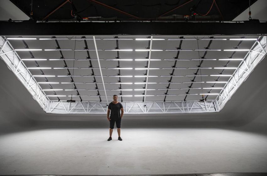 Astera Titan Tubes gespecificeerd voor D1 Studio's in Sydney