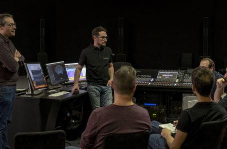 L-Acoustics rolt L-ISA Auditoria wereldwijd uit