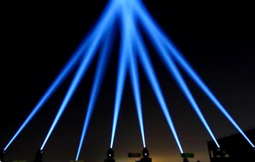 #LightTheSky voor helden die zich inzetten tegen COVID-19