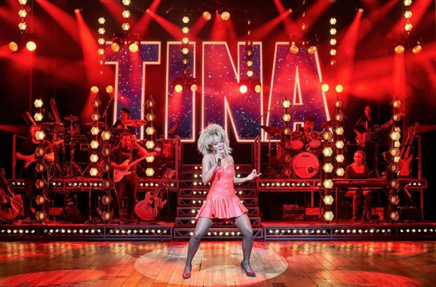Techniek versterkt emoties in TINA – De Tina Turner Musical