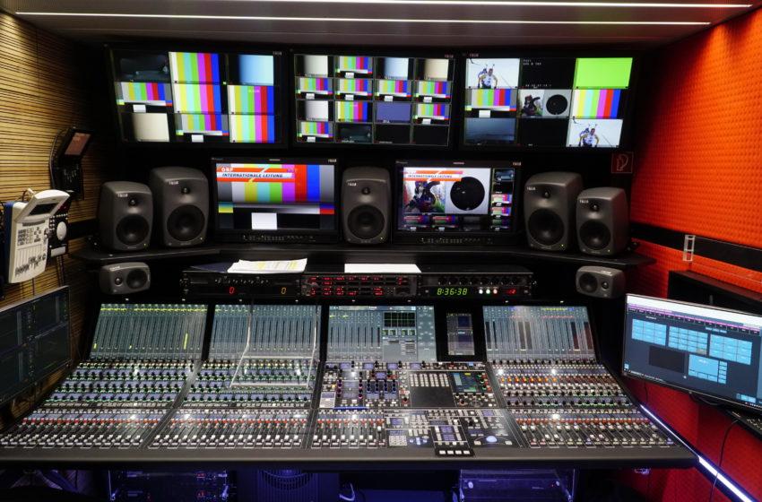 ORF gebruikt Lawo als eerste volledig IP OB FÜ1 voor de productie van sport- en culturele evenementen