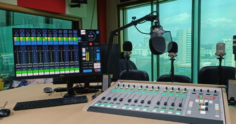 So Drama! Entertainment werkt samen met Lawo radioconsoles in de mix