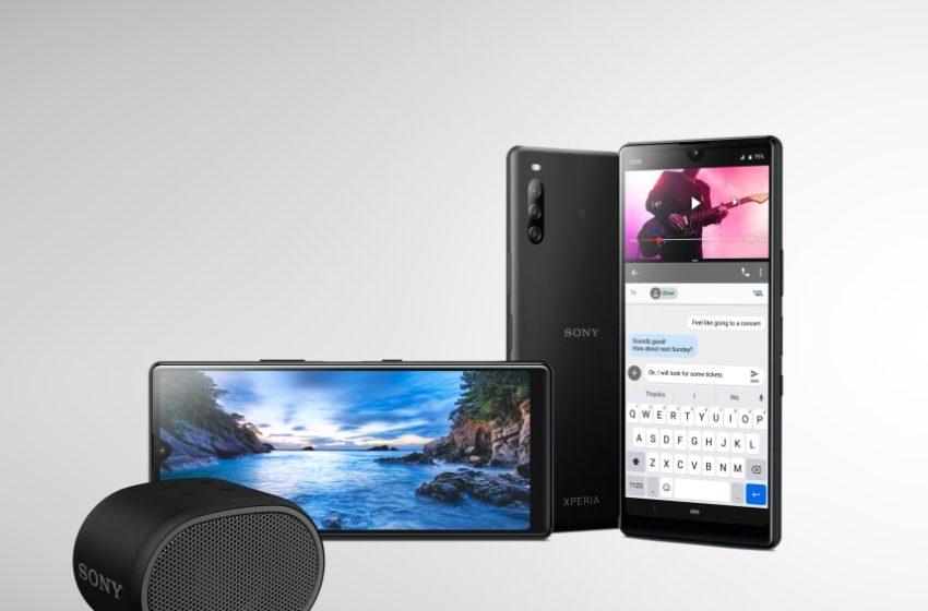 Sony Xperia L4 met 21:9 kijkervaring is vanaf nu verkrijgbaar