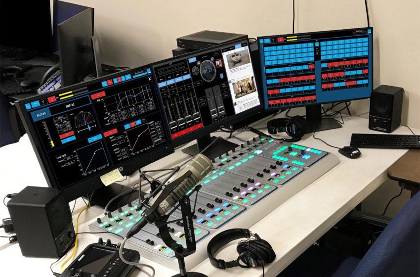 KQED klaar voor Remote Radio Master Control met Lawo