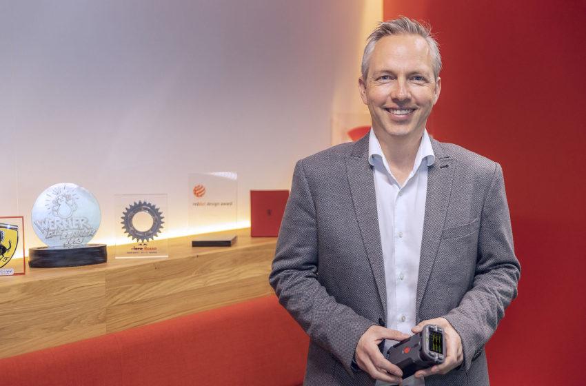 Lutz Rathmann neemt de Managed Technology Area over bij Riedel