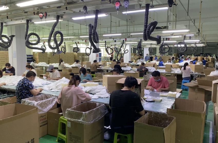 Astera Factory helpt mee met wereldwijde levering van gezichtsmaskers