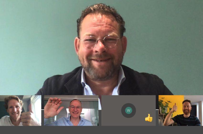 Kees Abrahams treedt toe tot adviesraad Nederlandse startup Close