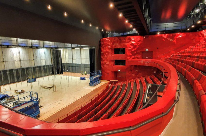 Amptec, WG Theatertechniek En Theater Zuidplein: Nieuw Cultureel Hart