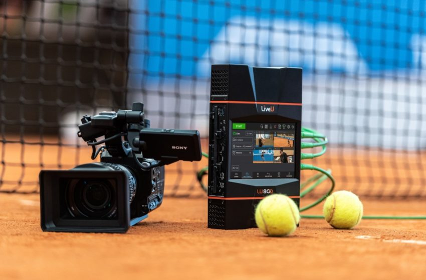 Heynen introduceert de LiveU LU800 – de eerste '5G field-unit' met de kwaliteit en mogelijkheden van een productiestudio