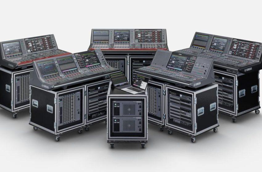 L-ISA verzorgt object georiënteerd mixen naar Yamaha's nieuwste console-werkoppervlakken
