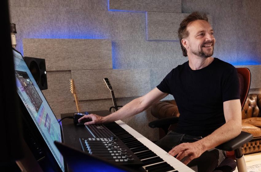 Joos van Leeuwen componeert een nieuwe legende met Live Legends Music B.V.