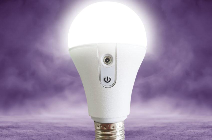 Astera lanceert NYX-lamp