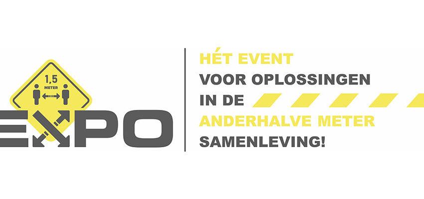 Primeur: de eerste anderhalve meter vakbeurs in Nederland over de anderhalve meter samenleving
