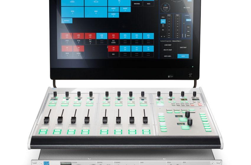 Nieuwe software voegt functies en opties toe aan Lawo Radio-producten
