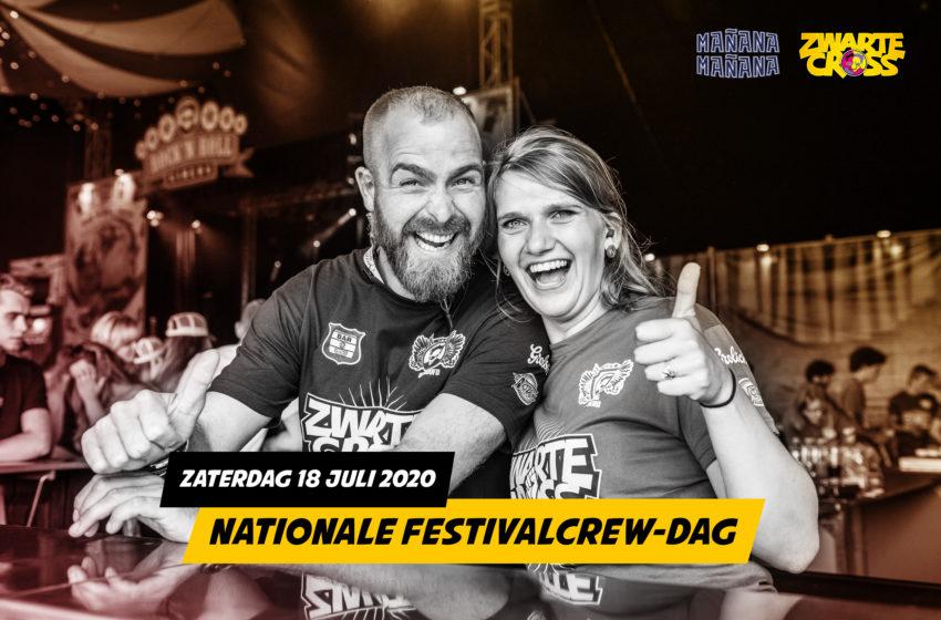 De Nationale Festivalcrew-dag: een ode aan alle festivalmedewerkers