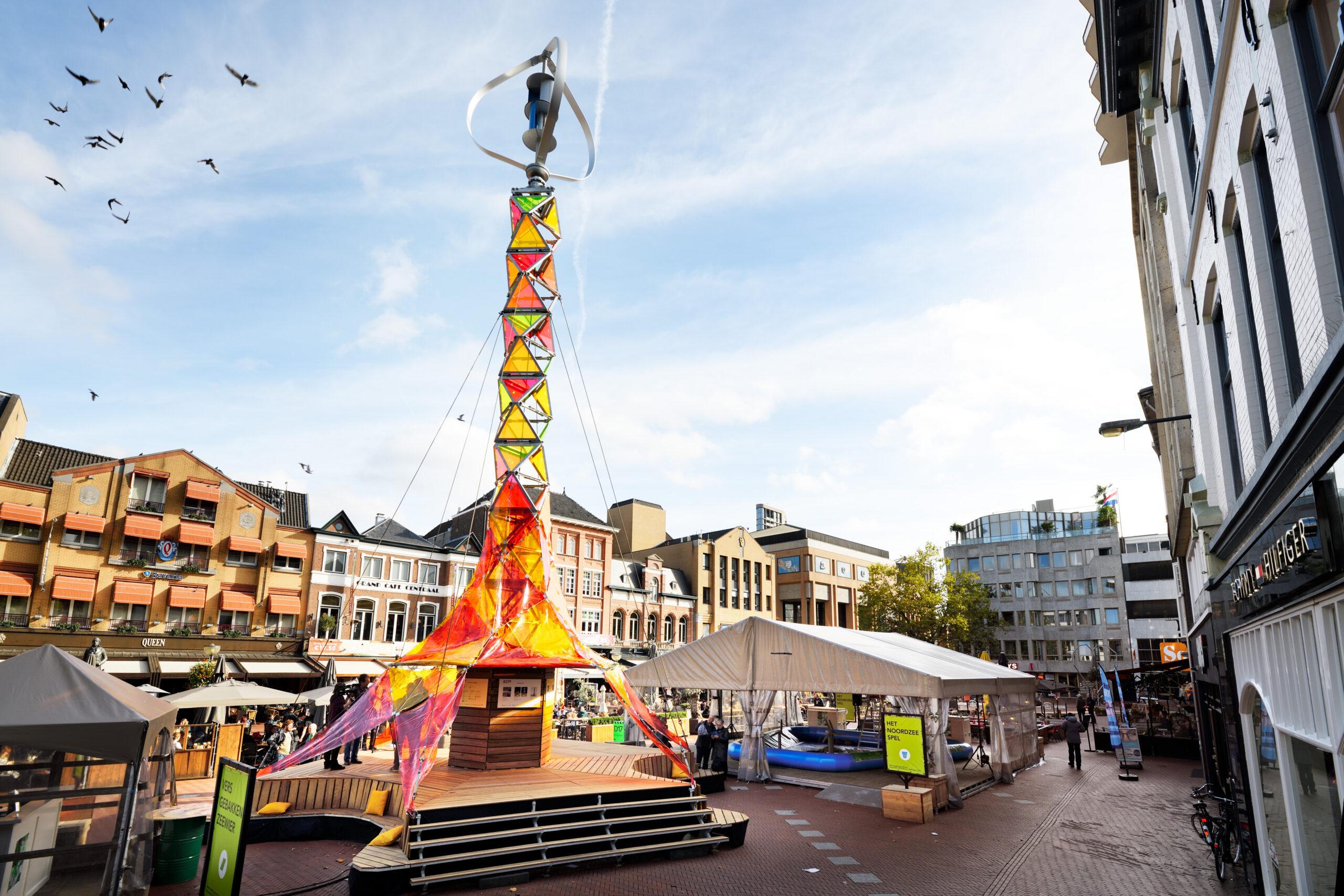 Paleis Soestdijk tot eind augustus testlocatie voor GEM-Tower