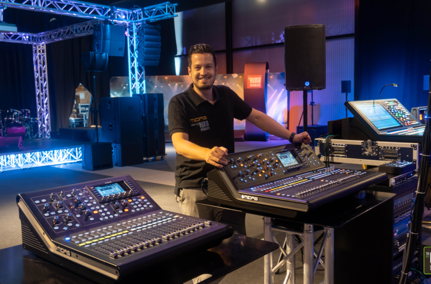 The Audio Specialists, voor al uw high-end audio & Pro audio services!
