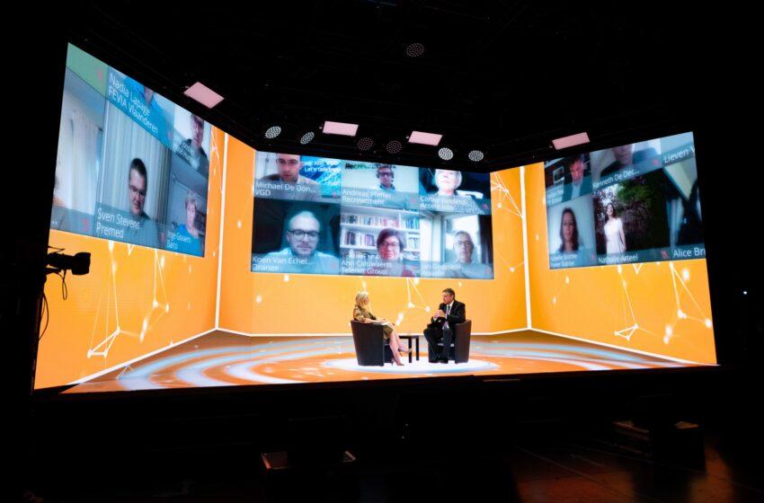 AED Studios en Creationz zetten samen in op hybride events