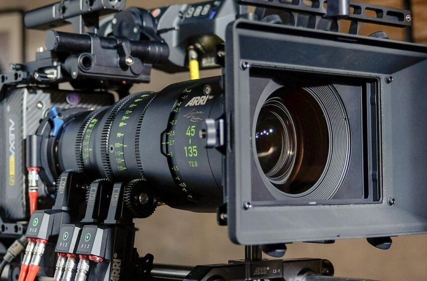 Vier ARRI Signature Zoom lenzen vormen een ongeëvenaard nieuw cine-zoomsysteem