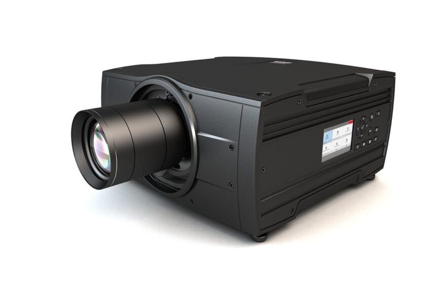 3D perception selecteert Barco FL40-4K-simulatieprojector