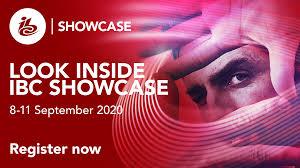 IBC showcase van 8 tot en 11 september