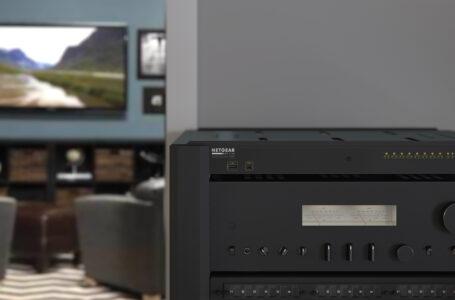 NETGEAR introduceert switches speciaal voor audio/video-toepassingen