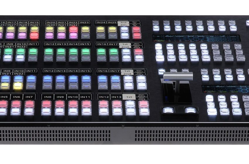 Panasonic introduceert KAIROS – Het next generation live videoproductieplatform