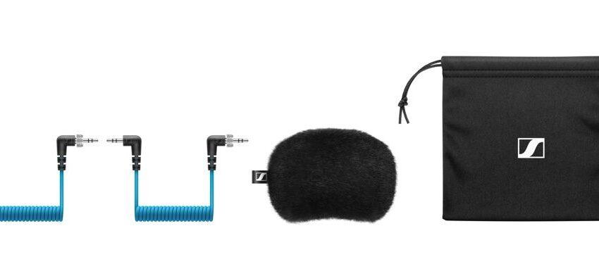 Nieuwe microfoon MKE 200 verbetert audio voor camera's en mobiele apparaten