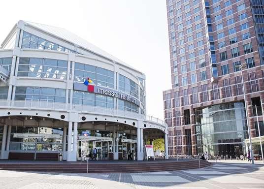 On-site, hybride en digitaal: Messe Frankfurt begint aan zijn vierde kwartaal