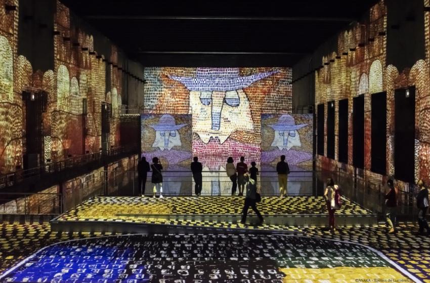 Meer dan 100 Barco-projectoren zorgen voor visueel spektakel bij expositie
