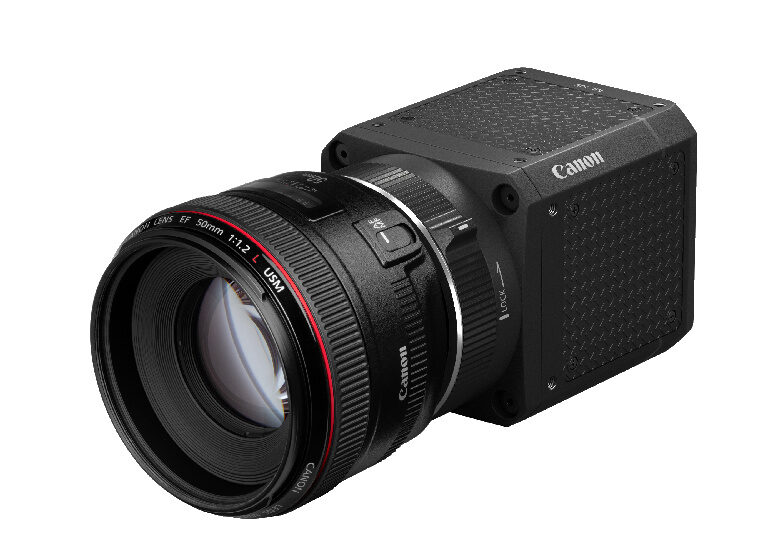 Canon's nieuwe ML-105 EF maakt opnamen in het donker