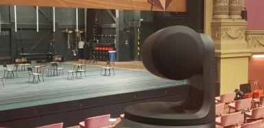 Koninklijk Theater Carré neemt livestreams op met Panasonic PTZ-camera's