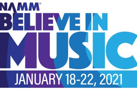 L-Acoustics ondersteunt NAMM's Believe in Music Week