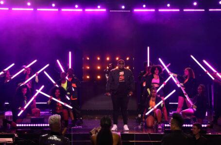 Verlichting van Astera voor Idols in Zuid-Afrika