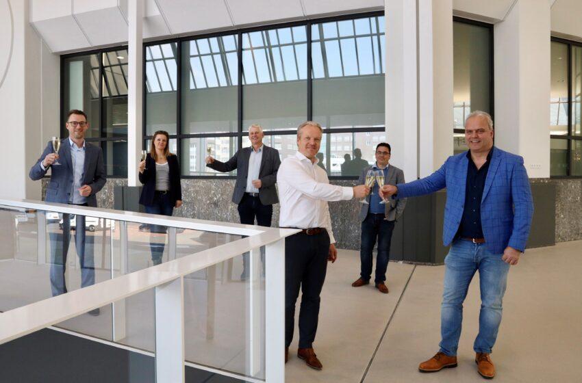 MECC Maastricht en Mansveld Expotech (MX) verlengen samenwerking