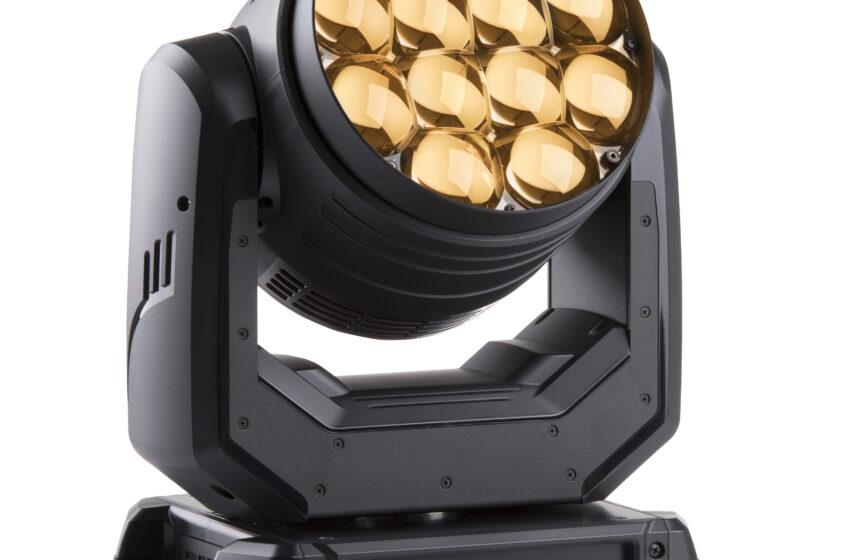 Robe lanceert nieuw LEDBeam 350 bewegend licht
