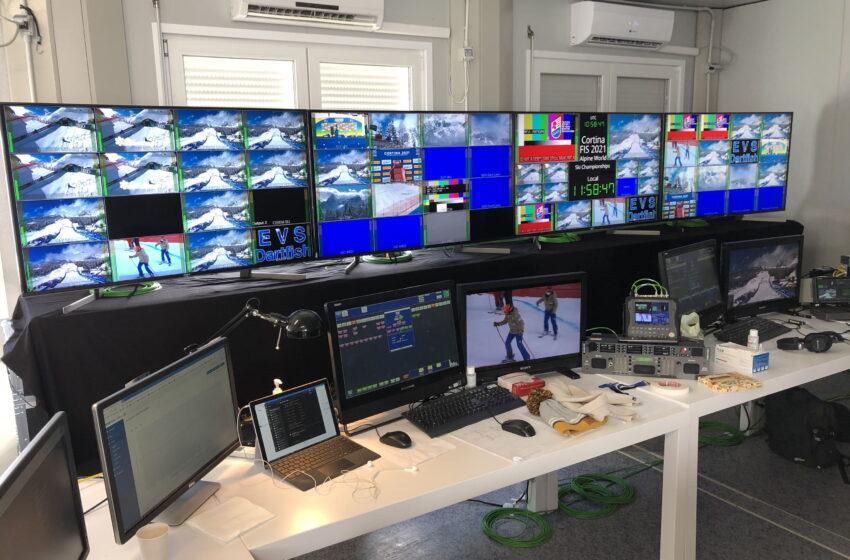 Infront Productions past Lawo IP-oplossingen toe voor wintersportproductie