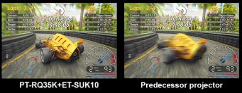 Panasonic verbetert Esports met upgrade voor hoge framesnelheid van projector