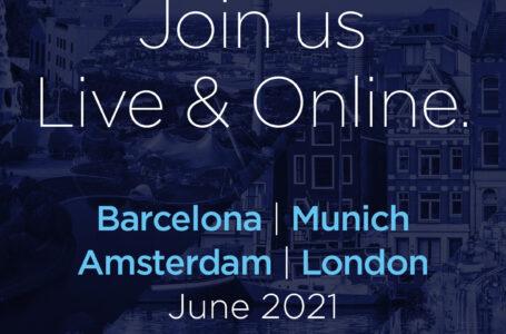 Gelokaliseerd ISE Live & Online event vanaf meerdere toplocaties