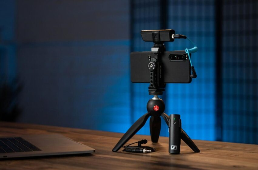 Sennheiser lanceert nieuwe campagne Audio4Video