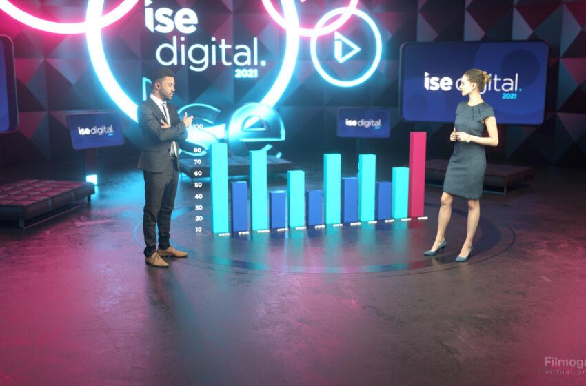 Geniet live en online van ISE Barcelona