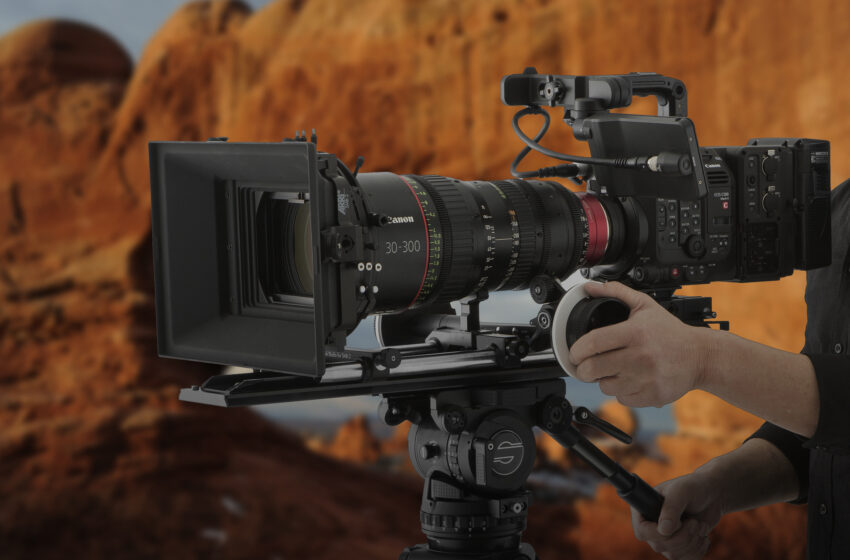 Nieuwe firmware-updates voor diverse Canon Cinema EOS-camera's en -lenzen