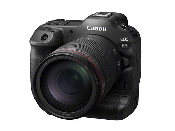 AF-tracking bij raceauto's en racemotoren – meer details onthuld over Canon EOS R3 – een razendsnelle, krachtige systeemcamera