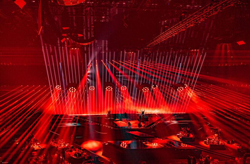 Robe voor verlichting van het Eurovisie Songfestival