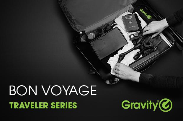 Gravity presenteert de Traveler-serie