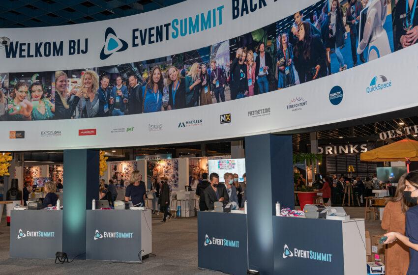 14-de editie van EventSummit op 10 februari 2022 in Jaarbeurs