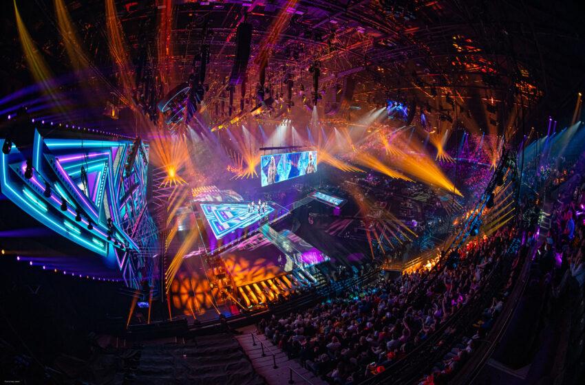 Purple Group leverde L-Acoustics aan officiële technische leverancier Ampco Flashlight voor Eurovisie Songfestival