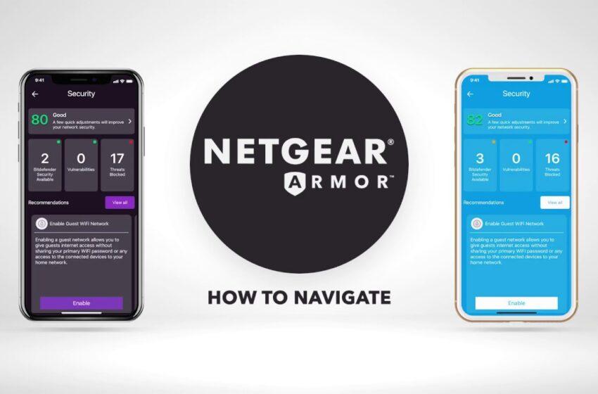 NETGEAR verbetert Armor en zorgt voor ongekende bescherming van apparaten in huis