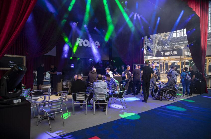 Robe keert terug als hoofdsponsor op PLASA 2021