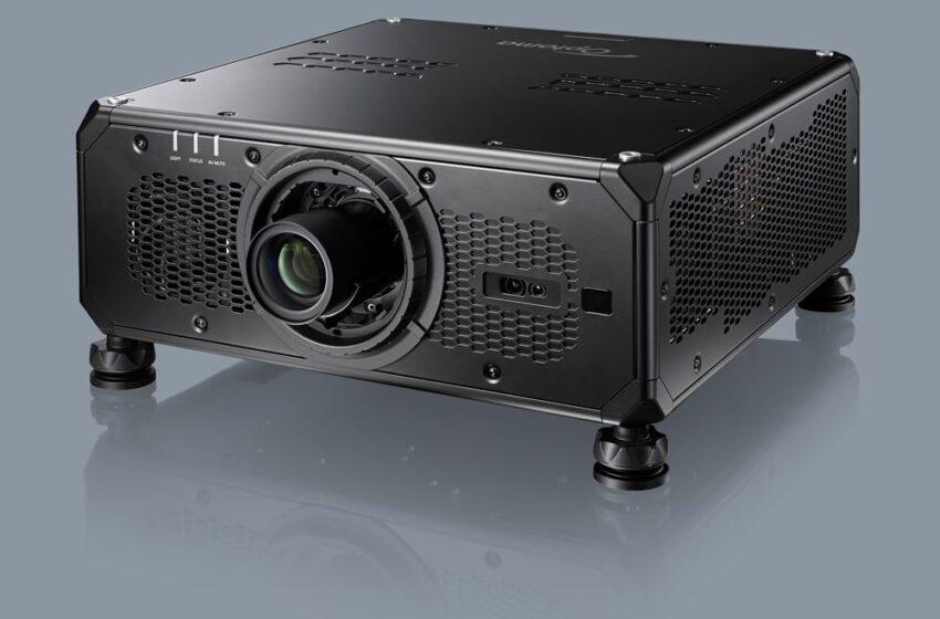 Optoma kondigt WUXGA-projectorserie met hoogste helderheid aan met acht verwisselbare lenzen